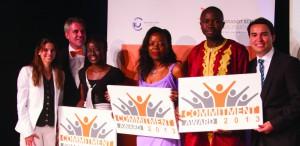 The 2013 Commitment Award winners